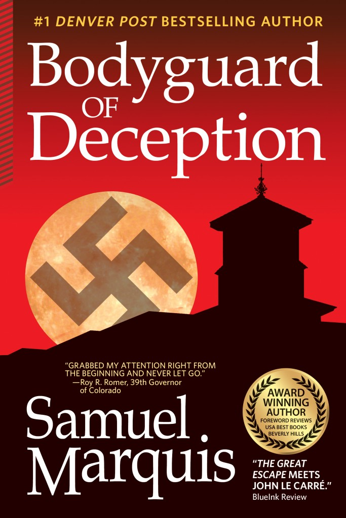 Bodyguard of deception 2 wwii spy book goodreads samuel marquis bodyguard ebook cover 4 23 16 fandeluxe Epub