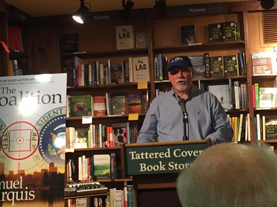 sam marquis tattered cover 4-20-17